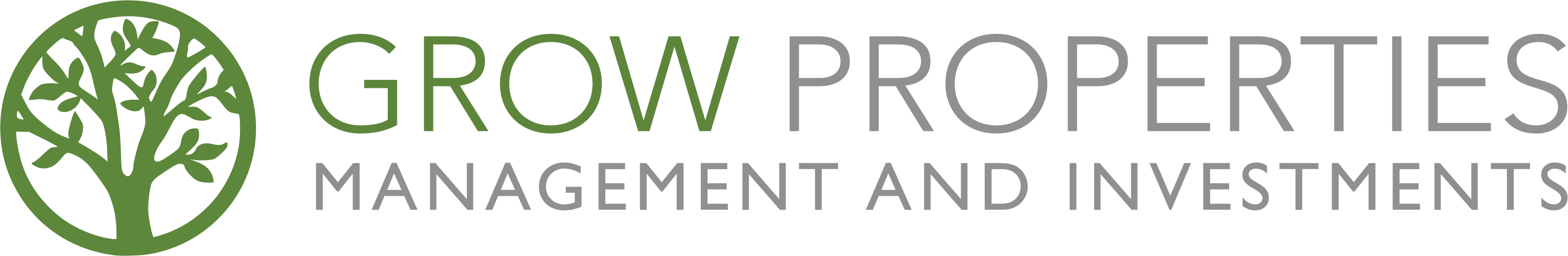 Grow Properties Logo